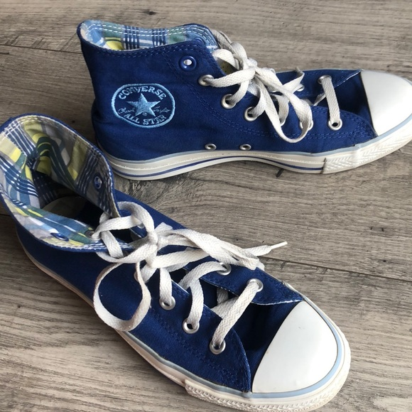 Converse All-Star high top shoes 6